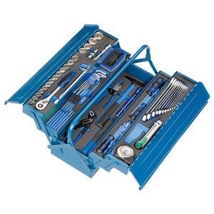 Heytec Tools Heytec Gereedschapskoffer - 5 modules - 96-delig - 508076-945