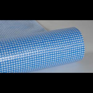 Morgo Folietechniek Morgo gewapende polyethyleen folie blauwe draad - MorgoFol 125TG - 1,50m x 50m¹