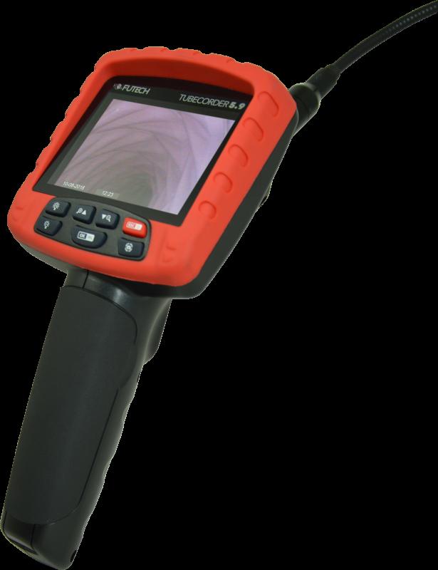 Futech Futech Tubecorder 5.9 inspectiecamera - 5 meter - 635.059