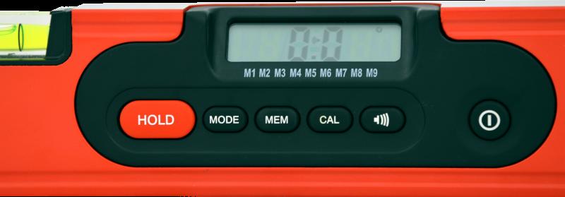 Futech Futech Digitale waterpas - 60 cm - magnetisch - 985D MAG-60