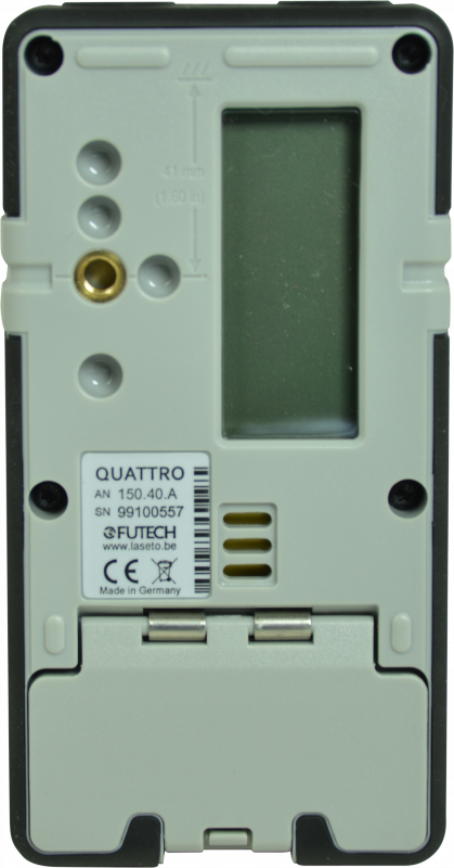 Futech Futech Handontvanger Quattro - tbv rood / groen rotatie + kruislijnlasers - 150.40.A