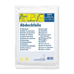 Color Expert Color Expert Afdekfolie HDPE 0,005 mm - 4x12,5 meter - 96905010