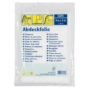 Color Expert Color Expert Afdekfolie HDPE 0,005 mm - 4x5 meter (20m²) - dun - 96902010
