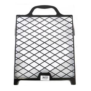 Color Expert Color Expert Verfrooster 28x26 cm - kunststof - zwart - 84832810