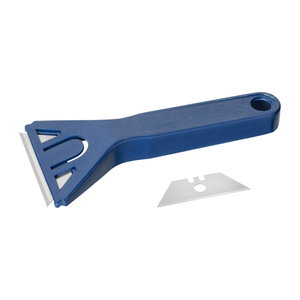 Color Expert Color Expert Glasreiniger blauw 60 mm - kunststof - 93800199