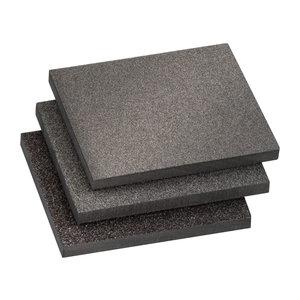 Color Expert Color Expert Schuurpadset 3-delig - fijn / middel / grof - 125x100x10 mm - 93169910