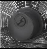 Eurom Eurom Ventilator HVF18-2 vloermodel - 120 Watt - 46 cm - 385700
