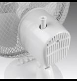 Eurom Eurom Ventilator VT9-blanc tafelmodel - 25 Watt - 22,5 cm - 385427