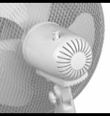 Eurom Eurom Ventilator VS16-blanc - 45 Watt - 40 cm - 385458