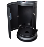Eurom Eurom Flameheater round 11000 Terrasverwarmer - 11.000 Watt - gas - 324327