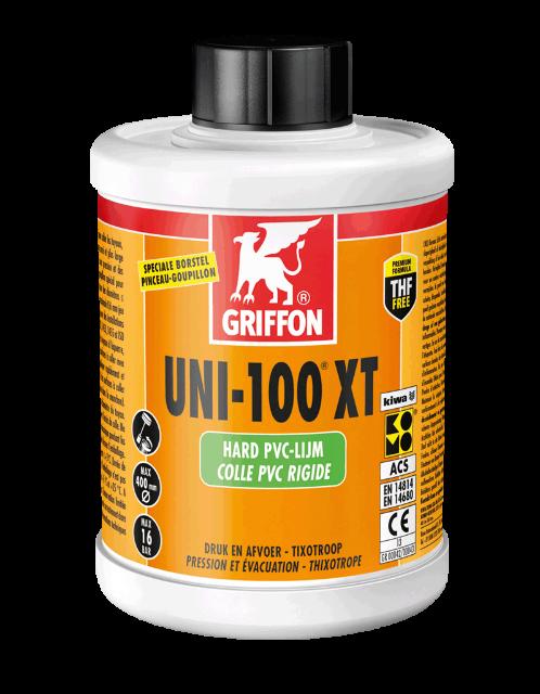 Griffon Griffon Uni-100 XT hard PVC lijm - bus á 1 Liter