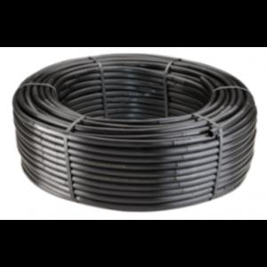Druppelslang Ø16 mm zwart - 2,3 L/uur - 50 meter
