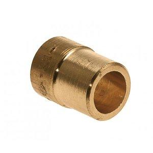 Bonfix Bonfix 82061 Messing Soldeer inschuifsok - 15u x 12 mm
