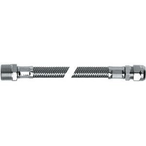 "Bonfix Bonfix Flexibele RVS aansluitleiding 35 cm - 3/8"" buitendraad x knel"