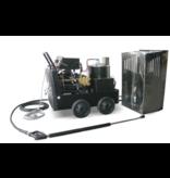 Arpo Arpo Urano Warmwater Hogedrukreiniger TSI - 15 liter - 200 bar - 380 Volt