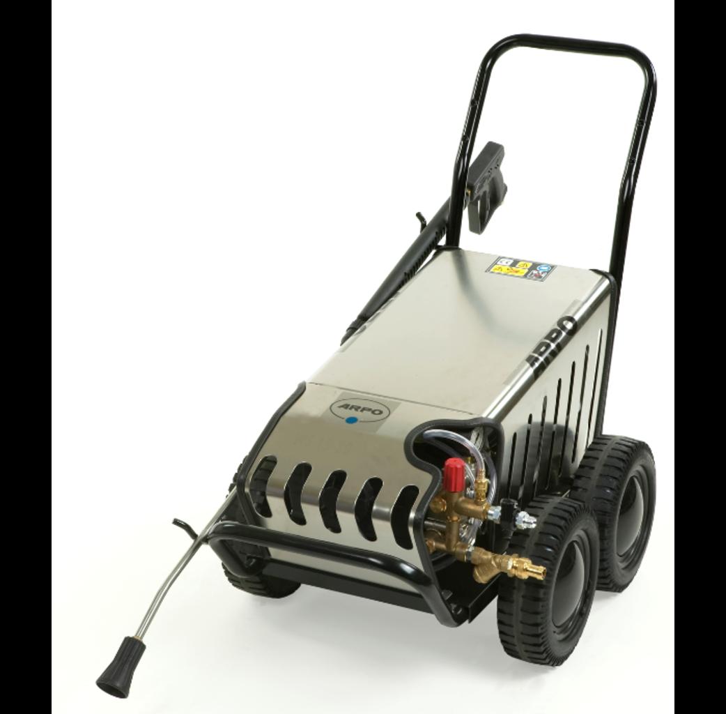 Arpo Arpo Maxi Hogedrukreiniger TSI - 15 liter - 200 bar - 380 Volt