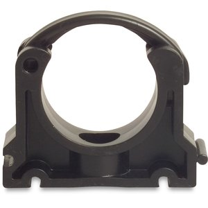 VDL VDL Buisklem PP zwart - Ø40 - Ø125 mm - met clip