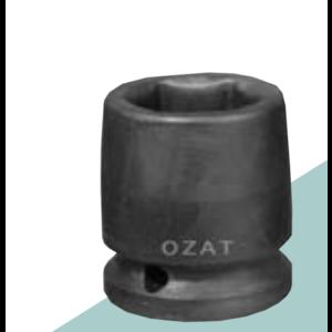 "Ozat Ozat Krachtdop 3/4"" kort - 6-kant"