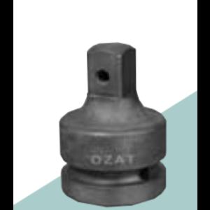 """Ozat Ozat Krachtdop adapter 1/2"""" naar 3/4"""""""