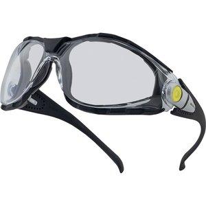 Delta Plus - your safety at work Delta Plus PACAYA CLEAR LYVIZ Veiligheidsbril uit een stuk - polycarbonaat