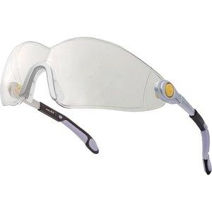 Delta Plus - your safety at work Delta Plus VULCANO 2 PLUS CLEAR Veiligheidsbril uit een stuk - polycarbonaat