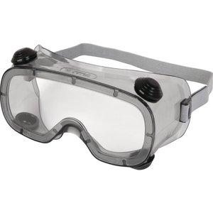 Delta Plus Delta Plus RUIZ1 Maskerbril - indirecte ventilatie - polycarbonaat