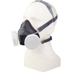 Delta Plus - your safety at work Delta Plus M6200 JUPITER Halfgelaatsmaskers met bajonetaansluiting