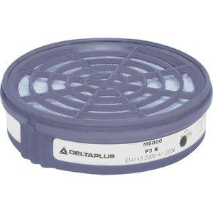 Delta Plus - your safety at work Delta Plus M6000 Filterpatronen P3 tbv M6000 jupiter halfgelaatmasker - set á 2 stuks