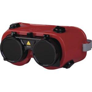 Delta Plus Delta Plus TOBA 3 T5 Opklapbare lasbril - masker tint 5