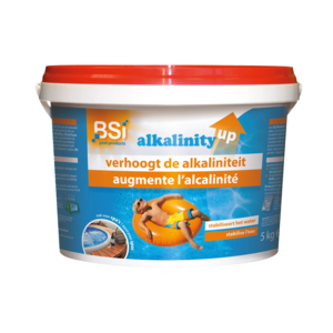 BSI pool BSI Alkalinity Up - 5kg - 6432