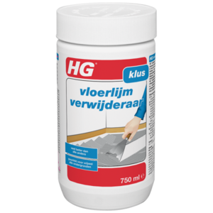 HG HG Vloerlijmverwijderaar - 750 ml