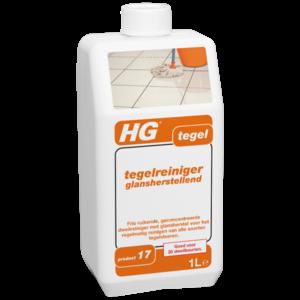 HG HG Tegelreiniger glansherstellend nr. 17 - 1 liter