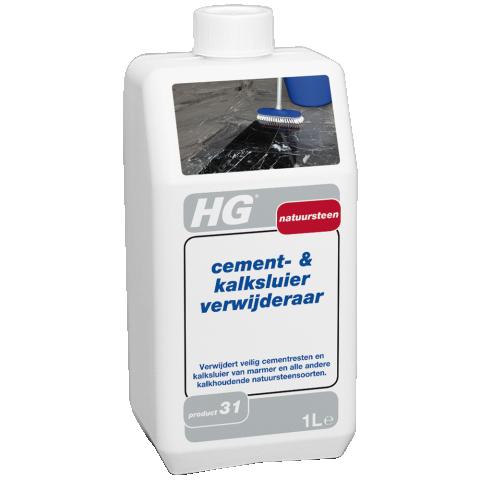 HG HG Cement- en kalksluier verwijderaar nr. 31 - 1 liter