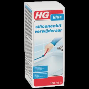 HG HG Siliconenkitverwijderaar - 100 ml
