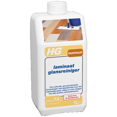 HG HG Laminaat glansreiniger - 1 liter