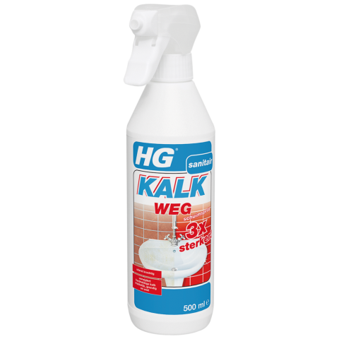 HG HG Kalkweg schuimspray 3x sterker - 500 ml