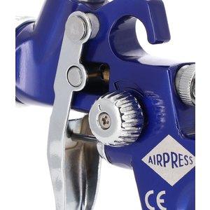Airpress Airpress HVLP Verfspuit bovenbeker - 1.2 mm - standard th826-12 - 125 ml - 2 bar - 45102-1.2 - 3