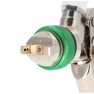 Airpress Airpress HVLP Verfspuit bovenbeker - 1.7 mm - standard KL818 - 600 ml - 2 bar - 45103-1.7 - 2