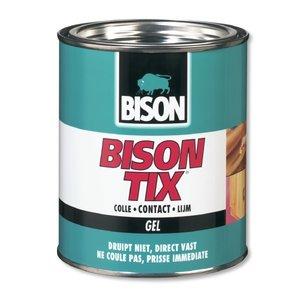 Bison Bison Tix contactlijm met spatel - 750 ml