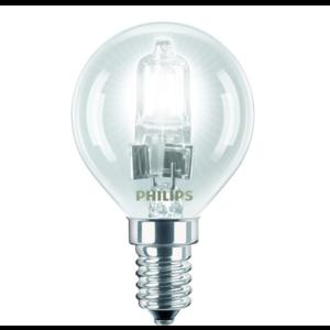 Philips Philips EcoClassic kogellamp 42W - E14 - helder
