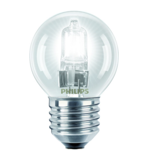 Philips Philips EcoClassic kogellamp 28W - E27 - helder