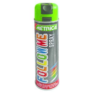 Metrica Metrica Markeringsspray - Follow me spray - groen - 500 ml