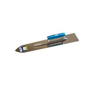 HEVU TOOLS HEVU Vloerspaan 500x90x70 mm - RVS - houten handvat