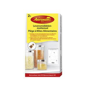 Aeroxon Aeroxon Levensmiddelenmottenval - 2 stuks