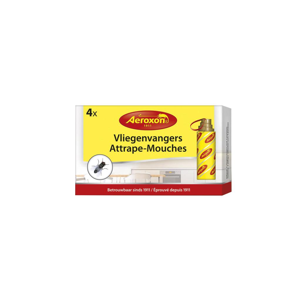 Aeroxon Aeroxon Vliegenvangers - 4 stuks