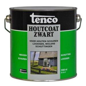 Tenco Tenco Houtcoat zwart - 5 Liter
