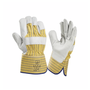 HBV safety gloves HBV 1014W werkhandschoen - rundleer - 10 XL