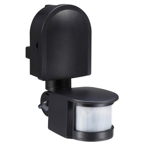 Detec Detec Bewegingsmelder GZ12 opbouw - outdoor - zwart