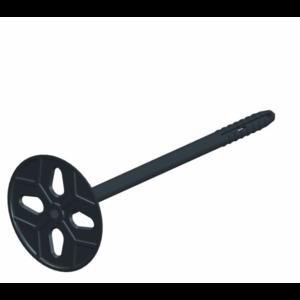 Gebr. Bodegraven GB UNI-Flexplug Ø8x120 iso. dikte 60-80 mm - 250 stuks- 17733065