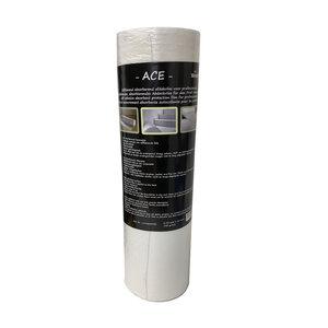 HEVU TOOLS HEVU Ace zelfklevende afdekvlies - stucloper - 25 meter - 150 g/m²